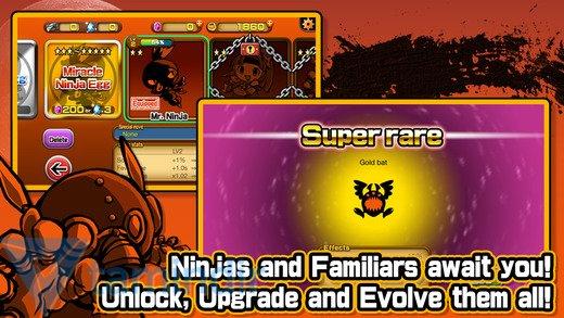 Mr.Ninja!! Fever Ekran Görüntüleri - 1