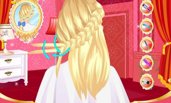 Perfect Braid Hairdresser Ekran Görüntüleri - 4