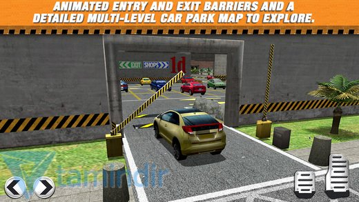 Multi Level 2 Car Parking Simulator Ekran Görüntüleri - 1
