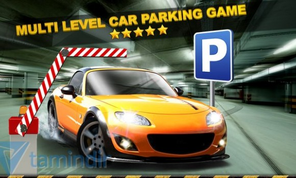 Multi Level Car Parking Simulator Ekran Görüntüleri - 4