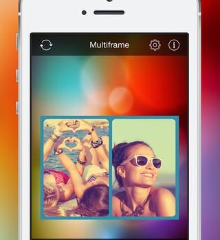 Multiframe Ekran Görüntüleri - 1
