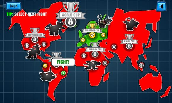 Mutant Fighting Cup Ekran Görüntüleri - 5