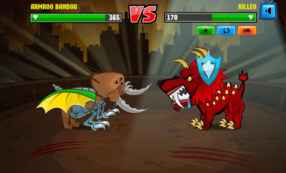 Mutant Fighting Cup Ekran Görüntüleri - 2
