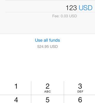Mycelium Bitcoin Wallet Ekran Görüntüleri - 2