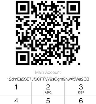 Mycelium Bitcoin Wallet Ekran Görüntüleri - 1