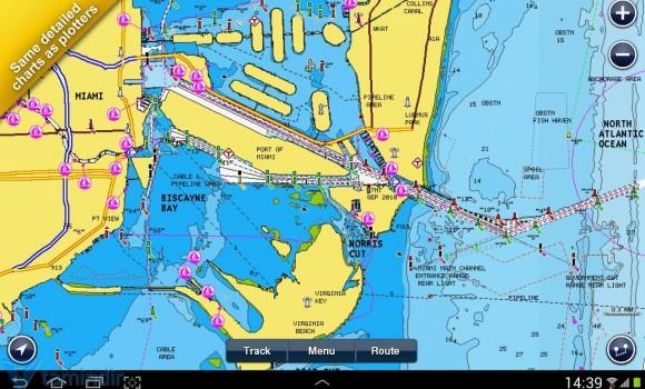 Navionics Boating HD Ekran Görüntüleri - 3