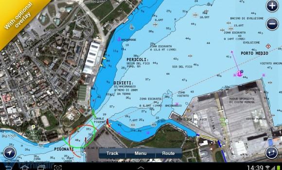 Navionics Boating HD Ekran Görüntüleri - 2