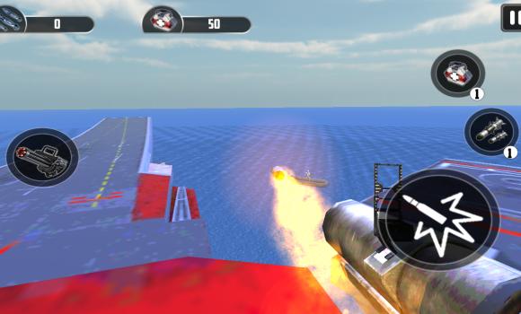 Navy Gunner Shoot War 3D Ekran Görüntüleri - 1