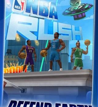 NBA Rush Ekran Görüntüleri - 4