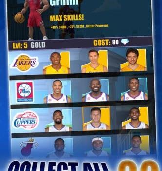 NBA Rush Ekran Görüntüleri - 1