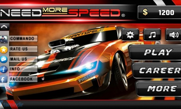 Need More Speed: Car Racing 3D Ekran Görüntüleri - 3