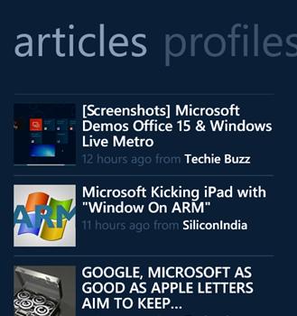 News360 Ekran Görüntüleri - 1