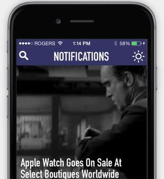 NewsGIF Ekran Görüntüleri - 2