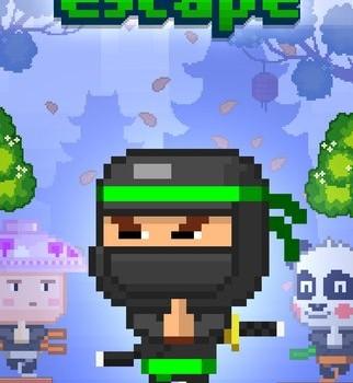 Ninja Escape Ekran Görüntüleri - 3