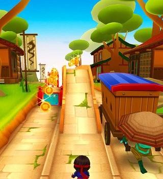 Ninja Kid Run Ekran Görüntüleri - 4