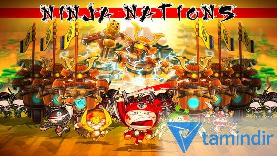 Ninja Nations Ekran Görüntüleri - 4
