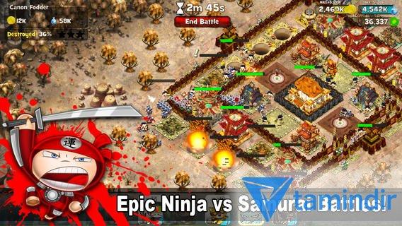 Ninja Nations Ekran Görüntüleri - 3