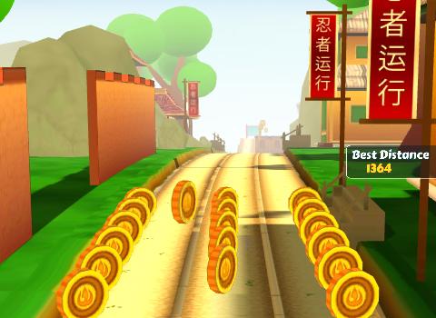 Ninja Runner 3D Ekran Görüntüleri - 3