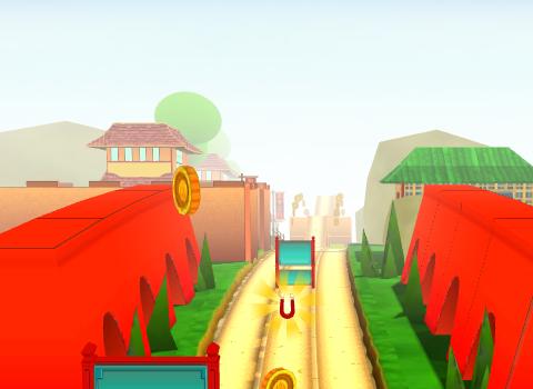 Ninja Runner 3D Ekran Görüntüleri - 1