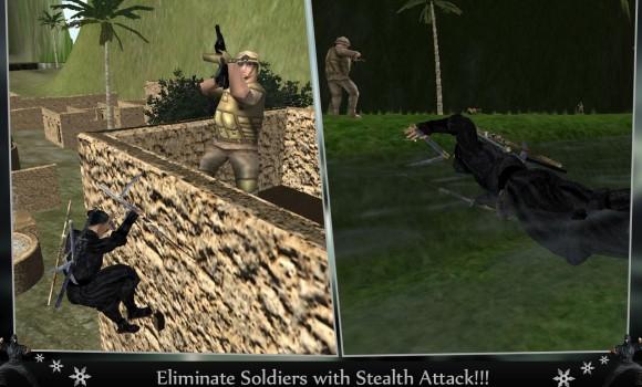 Ninja Warrior Assassin 3D Ekran Görüntüleri - 6
