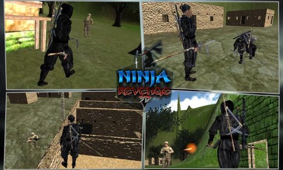 Ninja Warrior Assassin 3D Ekran Görüntüleri - 5