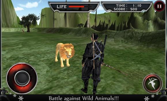 Ninja Warrior Assassin 3D Ekran Görüntüleri - 4