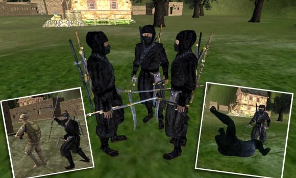Ninja Warrior Assassin 3D Ekran Görüntüleri - 3