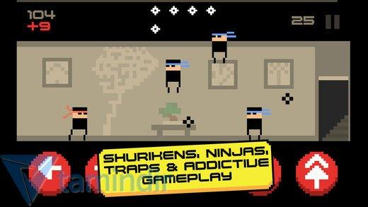 Ninja Warrior Temple Ekran Görüntüleri - 3