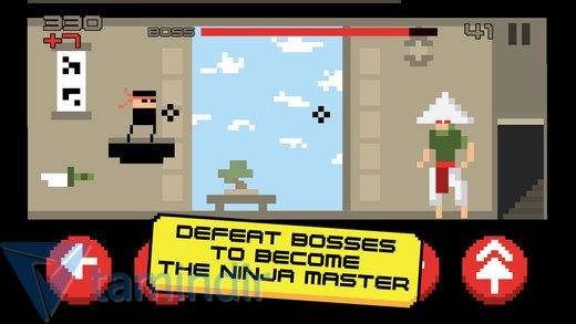 Ninja Warrior Temple Ekran Görüntüleri - 1