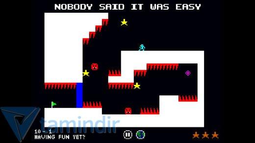 Nobody Said It Was Easy Ekran Görüntüleri - 1