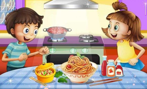 Noodle Maker Ekran Görüntüleri - 2