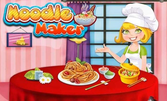 Noodle Maker Ekran Görüntüleri - 1