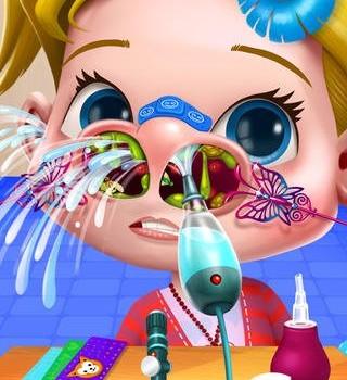 Nose Doctor X: Booger Mania Ekran Görüntüleri - 3