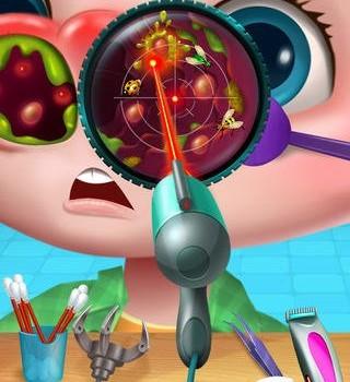 Nose Doctor X: Booger Mania Ekran Görüntüleri - 1