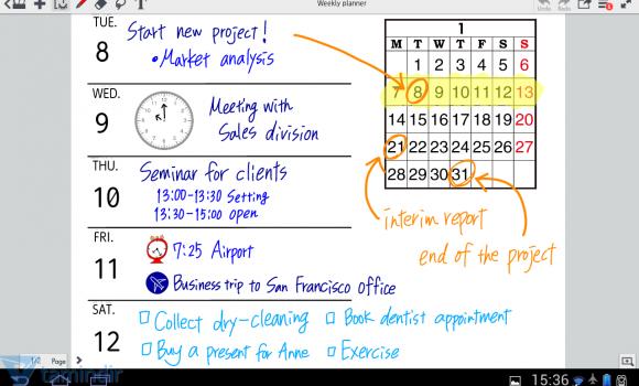 Note Anytime Lite Ekran Görüntüleri - 3