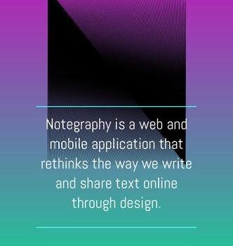 Notegraphy Ekran Görüntüleri - 3