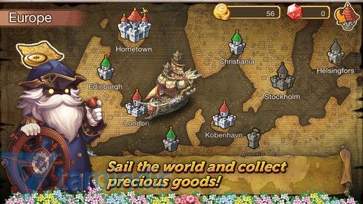Ocean Tales Ekran Görüntüleri - 1