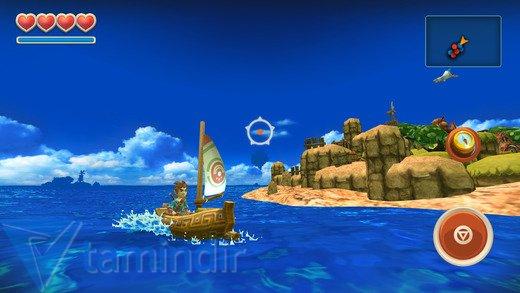 Oceanhorn Ekran Görüntüleri - 3