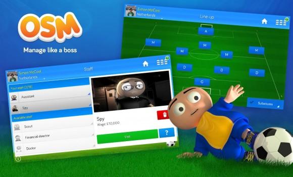 Online Soccer Manager Ekran Görüntüleri - 6