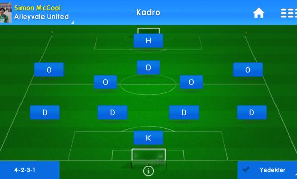 Online Soccer Manager Ekran Görüntüleri - 5