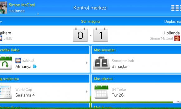 Online Soccer Manager Ekran Görüntüleri - 7