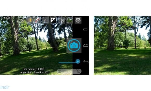 Open Camera Ekran Görüntüleri - 2