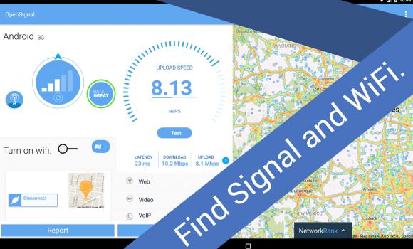 OpenSignal Ekran Görüntüleri - 5