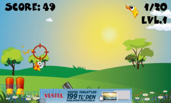 Ördek Vurma Oyunu Ekran Görüntüleri - 2