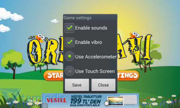 Ördek Vurma Oyunu Ekran Görüntüleri - 1
