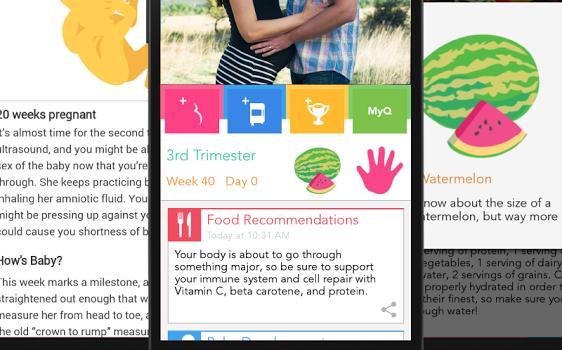 Ovia Pregnancy Guide Ekran Görüntüleri - 4
