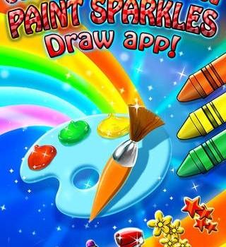Paint Sparkles Draw Ekran Görüntüleri - 2