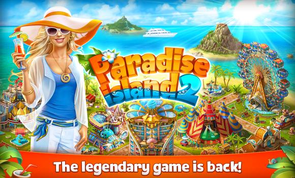Paradise Island 2 Ekran Görüntüleri - 1