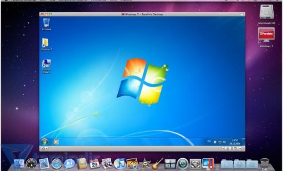 Parallels Desktop Ekran Görüntüleri - 1