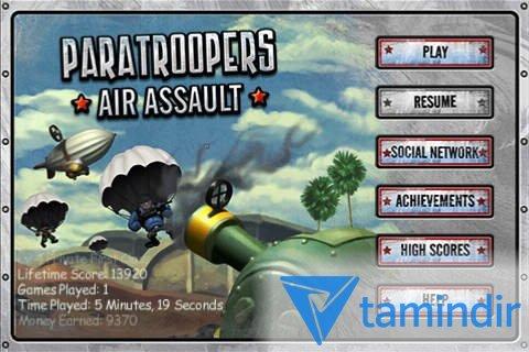 Paratroopers: Air Assault Ekran Görüntüleri - 5